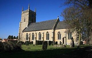 Potterhanworth village and civil parish in North Kesteven, Lincolnshire, England