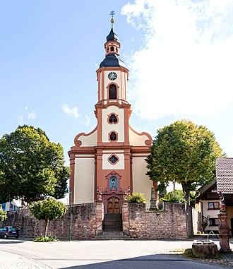 Niederschopfheim