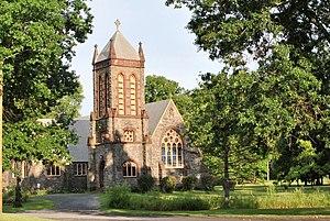 Staatsburg, New York - St. Margaret's Episcopal Church in Staatsburg