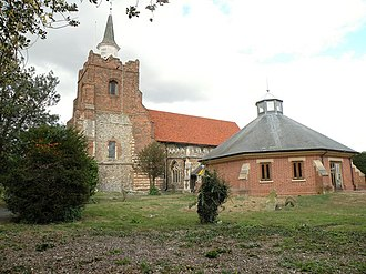 Maldon, Essex - St. Mary's Church