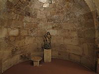 St. Mary of the Resurrection Abbey in Abu Ghosh 09.jpg