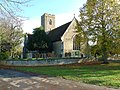 St. Thomas the Apostle in autumn sunshine - geograph.org.uk - 1586862.jpg