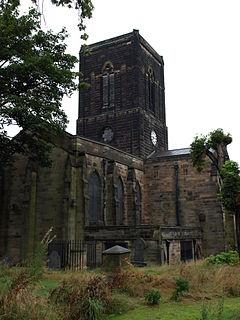 St. Stephens Church, Sneinton Church
