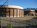 St Albans, Griffiths Way gasometers - geograph.org.uk - 1329754.jpg