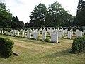 St Albans, Hatfield Road Cemetery War Graves - geograph.org.uk - 1944277.jpg