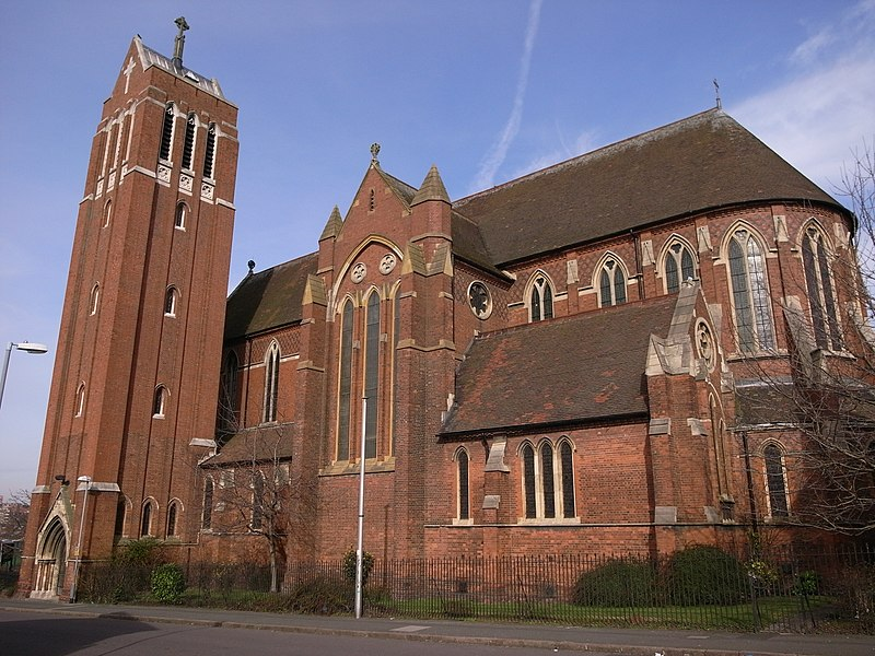 St Alban The Matyr, Highgate, Birmingham