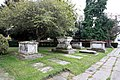 St Andrew's Church, Enfield - Churchyard - geograph.org.uk - 1547867.jpg