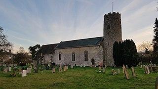 Wissett Human settlement in England