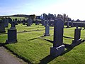 St Callan's Church New Grave Yard - geograph.org.uk - 62335.jpg