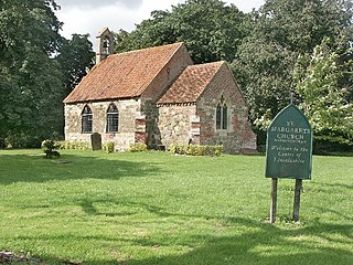 Waddingworth Hamlet and civil parish in the East Lindsey district of Lincolnshire, England