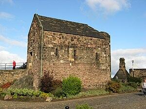St Margaret's Chapel, Edinburgh - Image: St Margarets Chapel