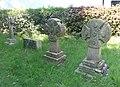 St Mark's Church, Guildford Road, Wyke, Normandy (May 2014) (Gravestones).JPG