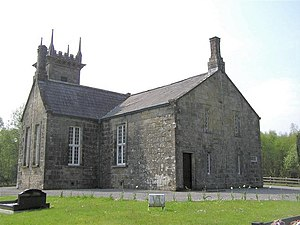 Favour Royal - St Mary's, Portclare, on the Favour Royal Estate