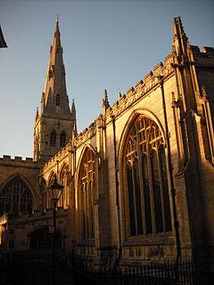 Church Of St Mary Magdalene Newark On Trent Wikipedia