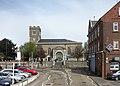 St Nicholass Church, Strood (geograph 4944270).jpg