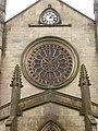 St Peter's Church, Ashton-Under-Lyne, Rose window - geograph.org.uk - 1289011.jpg