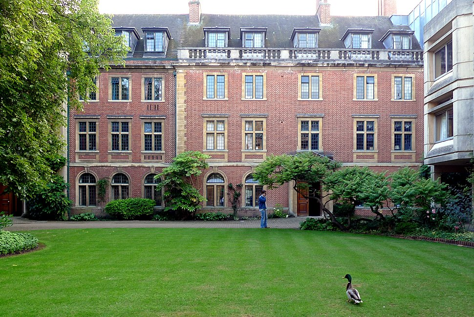 St Peter's College Accom, Oxford