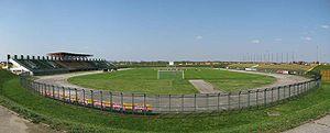 Stadion Radnik - Image: Stadion NK Radnik Velika Gorica