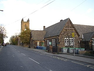 Staincliffe human settlement in United Kingdom