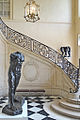 Stair of the Hôtel Biron, Paris 19 July 2012.jpg