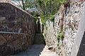 Stairs near Gouray Church, Jersey.JPG