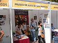 Stand en Feria de Museos 2013 MA-UNMSM 01.JPG
