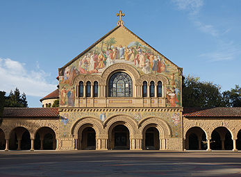 Stanford Memorial Church May 2011 002 crop