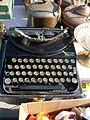 Stara maszyna do pisania - Poznań - 001055c.jpg