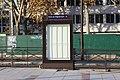 Station Tramway Ligne 3b Porte Clignancourt Paris 8.jpg