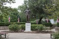 Statue of Dwight D. Eisenhower at the Denison, Texas, birthplace of the former U.S. General and President, a Texas State Historic Site LCCN2015631175.tif