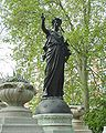 Statue of Peace-West Smithfield-London.JPG