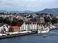 Stavanger vom obersten Deck eines Kreuzfahrtschiffes gesehen. 09.jpg