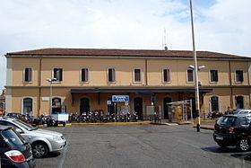 ローマ・トゥスコラーナ駅