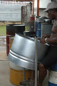 Steelpan Wikipedia