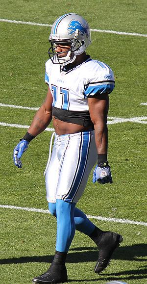 Stefan Logan - Logan in the 2011 NFL season.