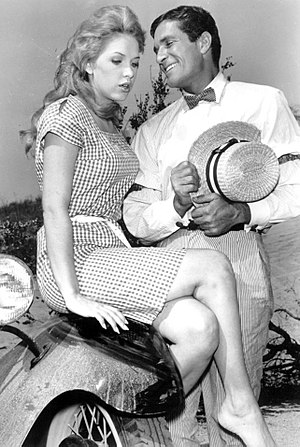 Stella Stevens - Stella Stevens and Hugh O'Brian, General Electric Theater, 1961