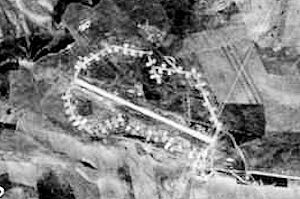Sterparone Airfield - Sterparone Airfield, Italy, 1945