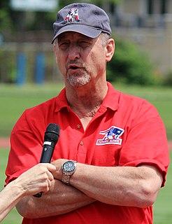 Steve Grogan American football quarterback