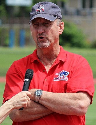 Steve Grogan - Grogan in 2015