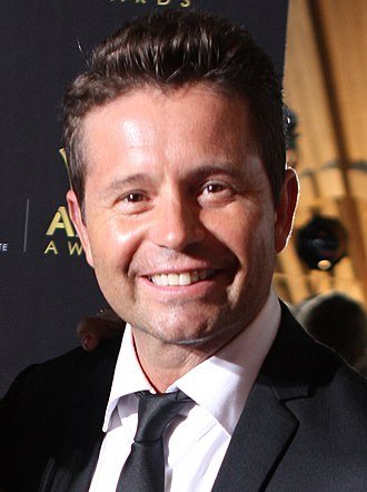 Steven Jacobs (television presenter) - Image: Steven Jacobs at the AACTA Awards 2012