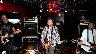 Stiff Little Fingers punk rock band from Belfast, Northern Ireland