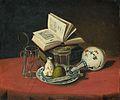 Still Life by J. de Clercq Rijksmuseum Amsterdam SK-C-1561.jpg