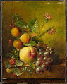 Still Life with Fruit by Willem Hekking (I) Rijksmuseum Amsterdam SK-A-1698.jpg