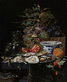 Stilleven met vruchten, oesters en een porseleinen kom Rijksmuseum SK-A-2329.jpeg