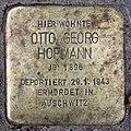 Stolperstein Helmstedter Str 27 (Wilmd) Otto Georg Hofmann.jpg