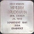 Stolperstein Mirijam Bruckmann.jpg