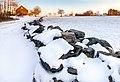 Stone Fence At Dusk (33070695273).jpg