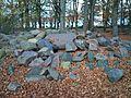 Stone bunker, November 2011, Jin Zan, 1.jpg