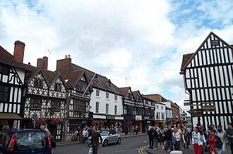 Warwickshire - Stratford-upon-Avon