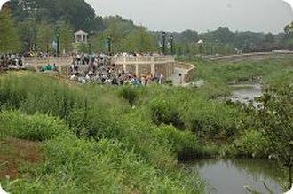 Little Sugar Creek Greenway - Stream restoration on urban Section of the Greenway